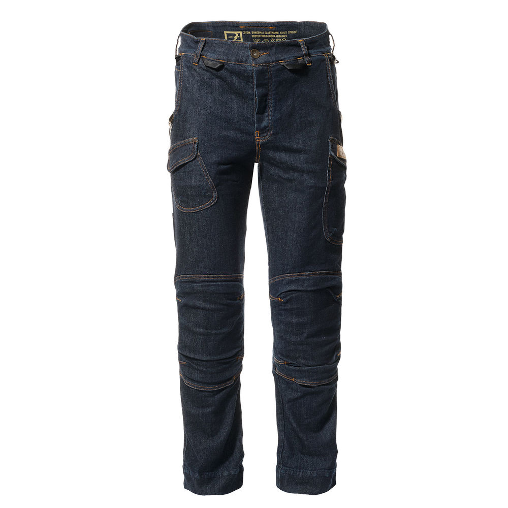 Pantalon Harpoon Multi Indigo